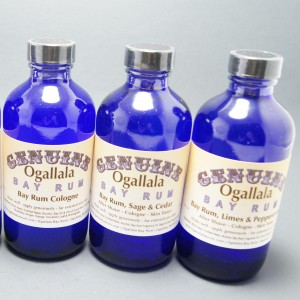 Genuine Ogallala Bay Rum Aftershave