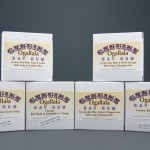 Genuine Ogallala Bay Rum Soap/Shampoo Bars Set