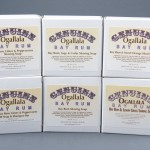 Genuine Ogallala Bay Rum Shaving Soap Set
