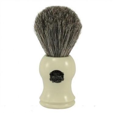 Progress Vulfix Pure Badger Shaving Brush, Cream Handle